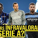 Los futbolistas más infravalorados de la Serie A