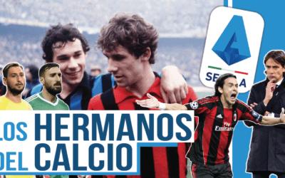 Los hermanos del Calcio: Baresi, Donnarumma, Insigne, Inzaghi…