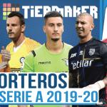 Los mejores porteros de la Serie A 2019/20
