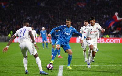 OFICIAL I El Juventus – Lyon de Champions, aplazado