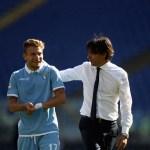 Immobile: «Inzaghi es un entrenador con una perspectiva europea»