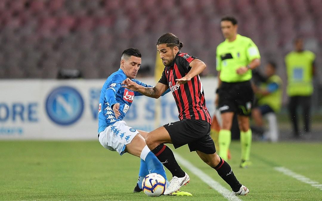 Di Domenico, agente de Ricardo Rodríguez: «Napoli y Milan negociaron por Ricardo pero que llevaran los mismos puntos en liga complicó todo»