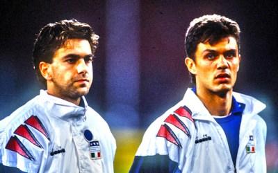 Costacurta: «El Milan debe mantener a Maldini, no despedirlo»