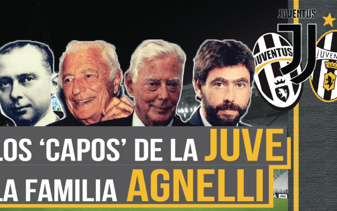 Los Agnelli, la poderosa familia tras la Juventus