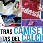Las mejores camisetas del fútbol italiano