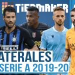 Los grandes laterales de la Serie A 2019/20