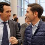 Marcelino y Emery, opciones para el banquillo del Milan