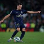 El Napoli pone sus ojos en Lucas Vázquez