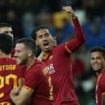 Fonseca, entrenador de la Roma: «Vamos a hacer todo lo posible para quedarnos a Smalling el año que viene»