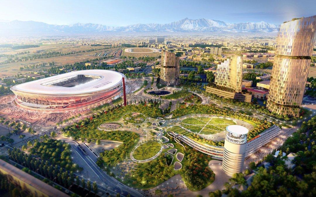 Milan e Inter presentan los proyectos para el nuevo San Siro