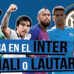 Locura en el Inter: ¿Lautaro fuera? ¿Llegan Tonali y Cancelo?