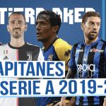 Los mejores capitanes de la Serie A 2019/20