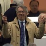 Moratti: «El Inter tiene que mantener a Lautaro Martínez»