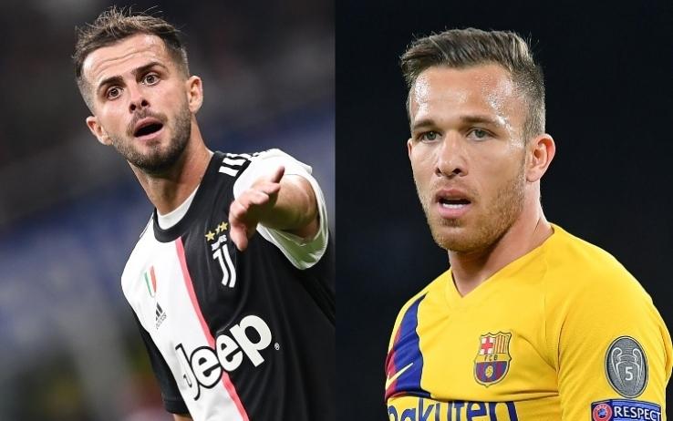 Acuerdo Juventus-Barcelona por un intercambio entre Arthur y Pjanic