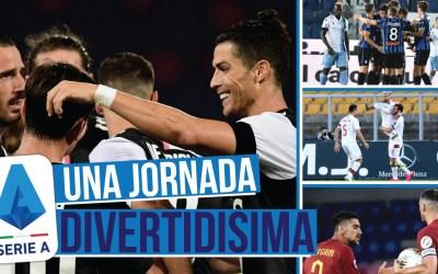 Análisis I Lo mejor de la jornada 27 de la Serie A