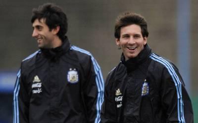 Diego Milito: «El Inter puede seducir a Messi»