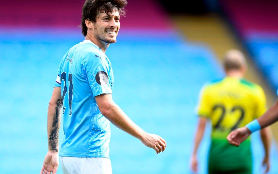 David Silva, cada vez más cerca de jugar en la Lazio