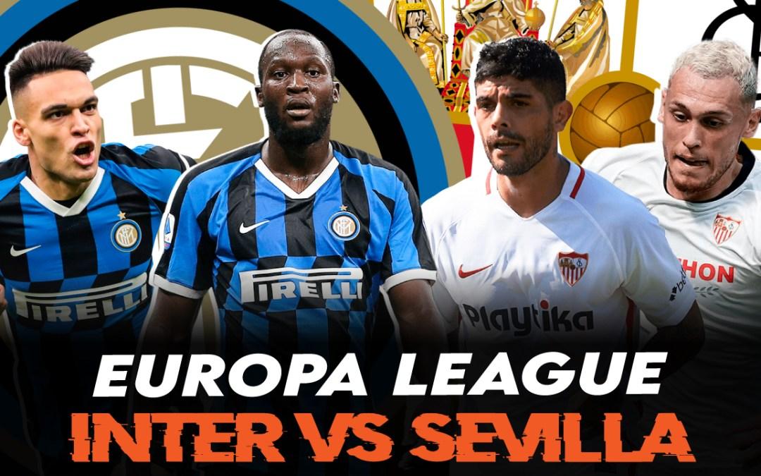 Previa Europa League I Inter de Milán vs Sevilla