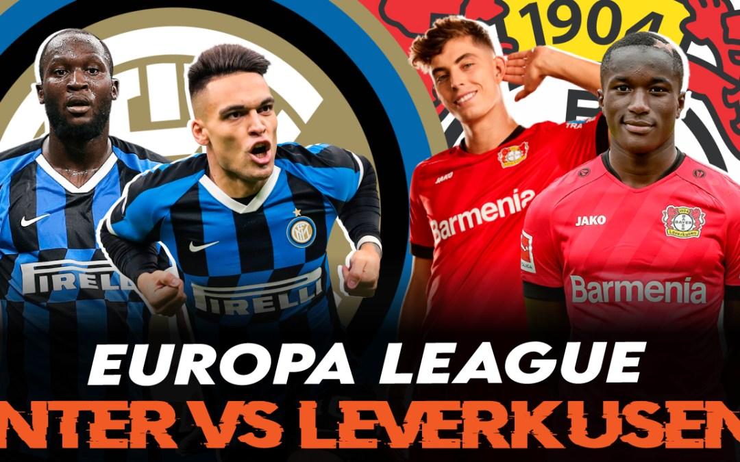 Previa Europa League I Inter vs Bayer Leverkusen