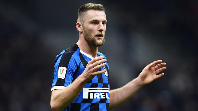 El Inter negocia con el Tottenham la salida de Skriniar.. e interesa Milenkovic