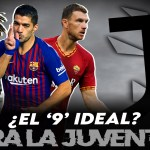 ¿El delantero ideal para la Juventus? Luis Suárez, Dzeko, Moise Kean…