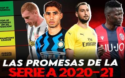 Las mejores promesas Sub21 de la Serie A 2020/21