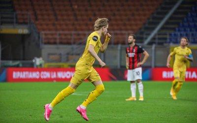 El Milan busca un fichaje sorpresa: Jens Petter Hauge