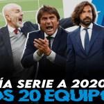 Guía táctica de la Serie A 2020/21: ¿Cómo juega cada equipo?