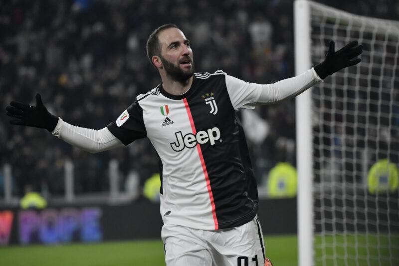 Higuaín deja la Juventus: acuerdo cerrado