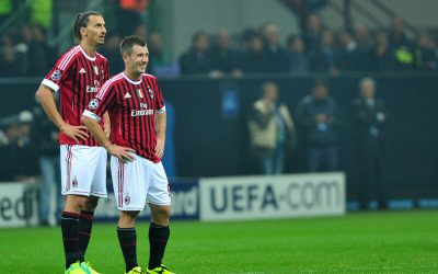 Cassano: «Ibrahimovic es el mejor jugador de la Serie A»
