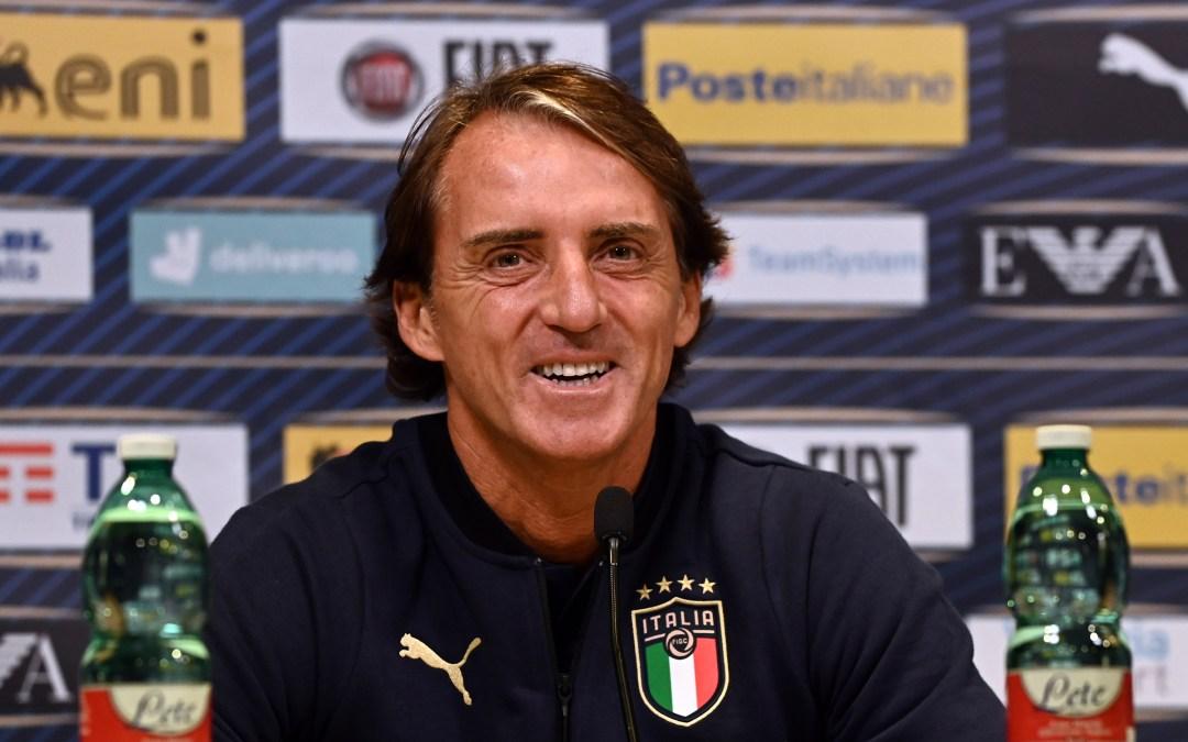 Mancini: «El Ránking FIFA es muy importante para Italia»