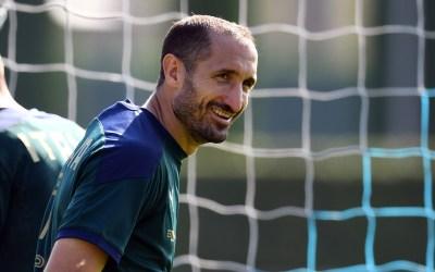 Chiellini: «¿Covid? Los futbolistas estamos dispuestos a asumir el riesgo»