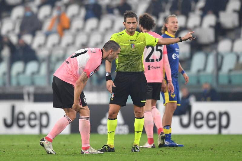 Bonucci podría llegar al partido ante el Barcelona: su estado