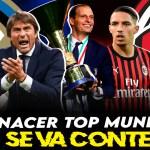 ¿El reemplazo ideal si el Inter despide a Conte…?