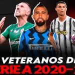 Tiermaker I Los veteranos de la Serie A 2020/21