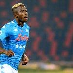 Victor Osimhen, salvo sorpresa, se perderá el Napoli-Milan