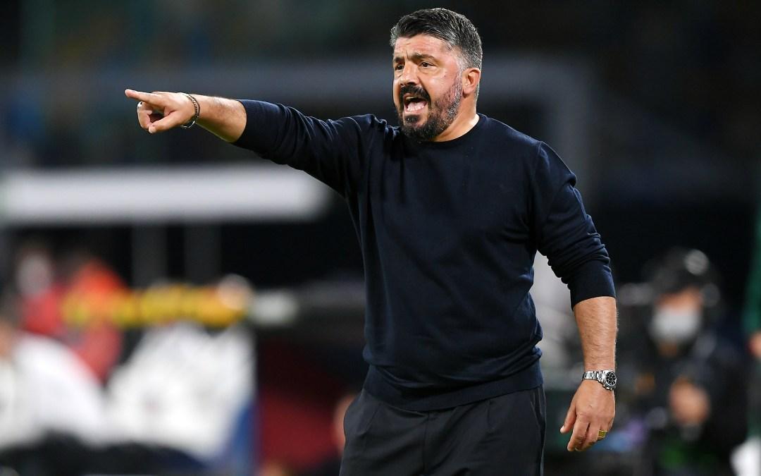 Gattuso enfadado: «No gestionamos nada bien el 0-1»