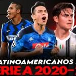 Tiermaker I Los latinoamericanos de la Serie A