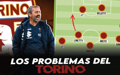 Los problemas del Torino de Giampaolo