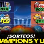 Análisis del sorteo de Champions y Europa League