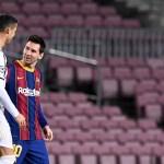 Cristiano Ronaldo elogia a Messi: «Siempre es muy bonito enfrentarme a él»
