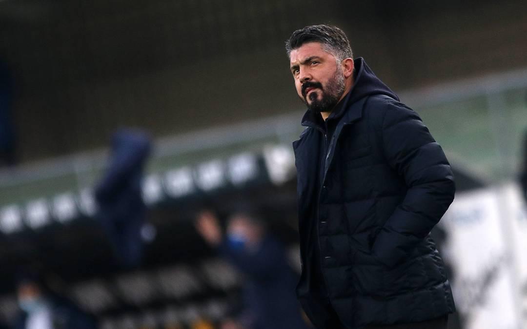 Gennaro Gattuso ante el Granada: remontar o ser despedido