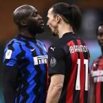 El Milan no multará a Ibrahimovic por su enfrentamiento con Lukaku