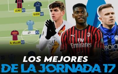 Lo mejor de la jornada 17 de la Serie A 2020/21