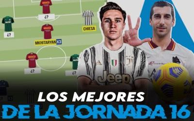 Lo mejor de la jornada 16 de la Serie A 2020/21