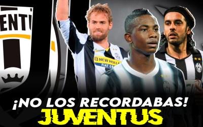 10 fichajes de la Juventus que no recordabas