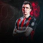 OFICIAL I Mario Mandzukic ficha por el Milan