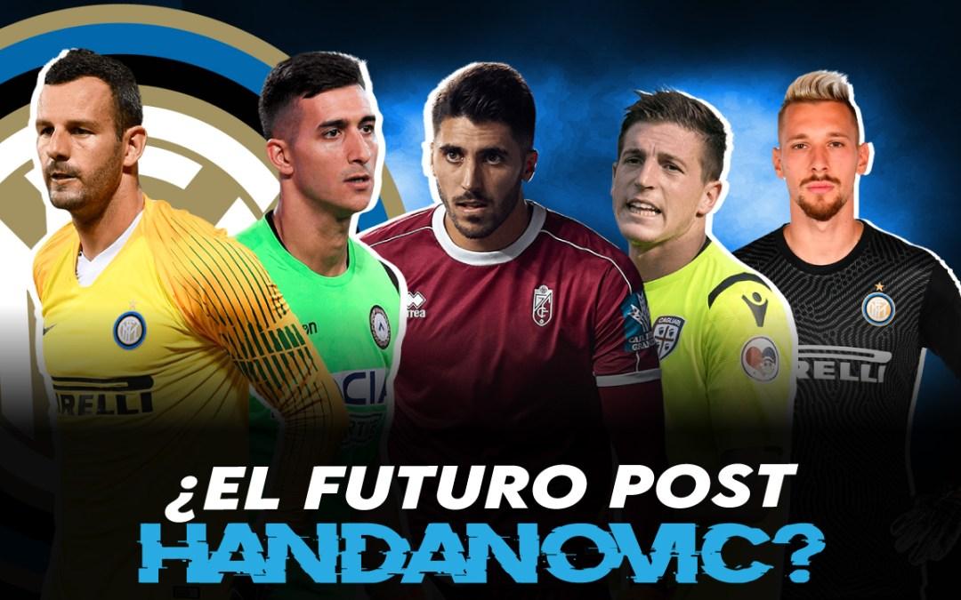 Inter: ¿Cuál es el futuro de la portería? ¿Post Handanovic?