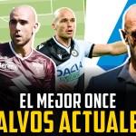El mejor once de calvos actuales de la Serie A