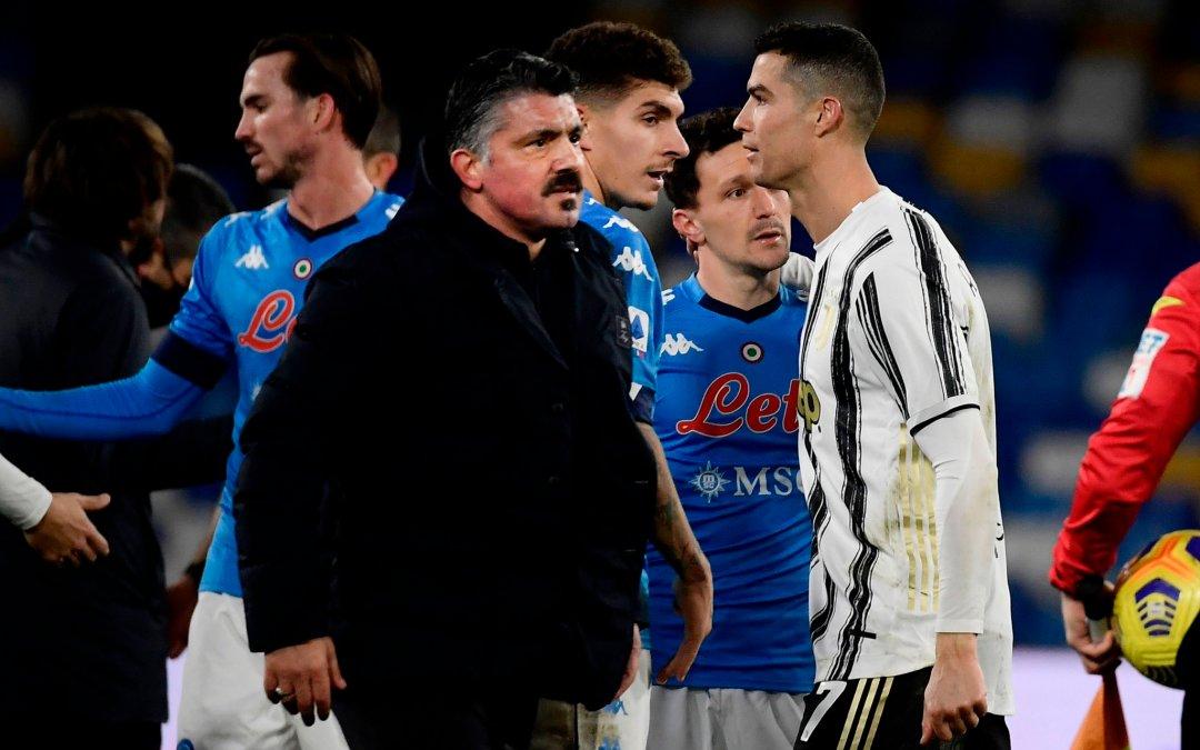 Gattuso: «Quiero que el Napoli me juzgue por lo que hago»
